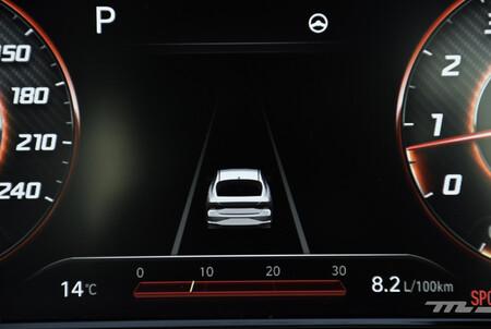 Hyundai Elantra 2022 Opiniones Prueba Mexico 20