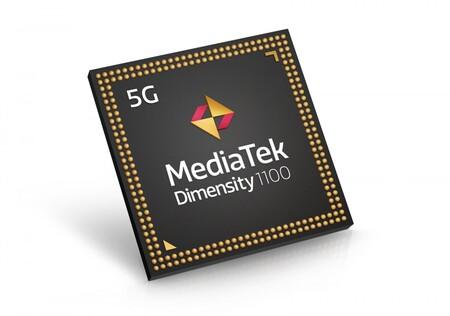 Mediatek Dimensity 1100 Oficial Caracteristicas