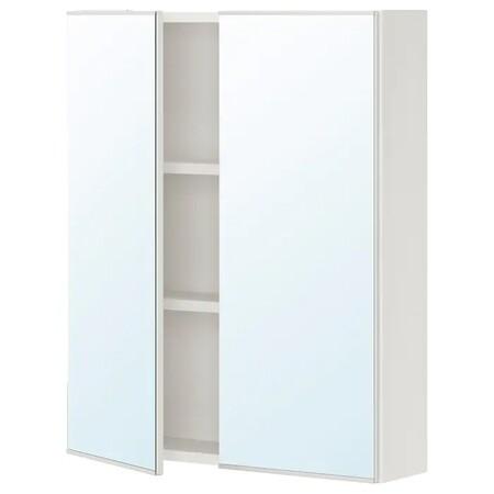 Enhet Armario Espejo 2 Puertas Blanco