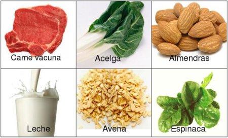 Adivina adivinanza: ¿qué alimento tiene más magnesio?