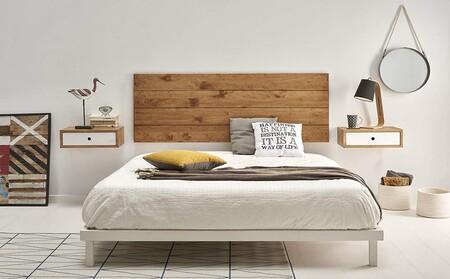 15 mesitas de noche originales para dar un aire diferente a un dormitorio moderno