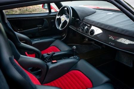 Subasta Ferrari F50 Berlinetta Prototipo 1995 15