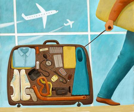 ¿Qué no puede faltar en tu equipaje? Los resultados