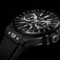 Hublot Big Bang E: un Wear OS de lujo en titanio o cerámica que costará 'sólo' 5.200 dólares