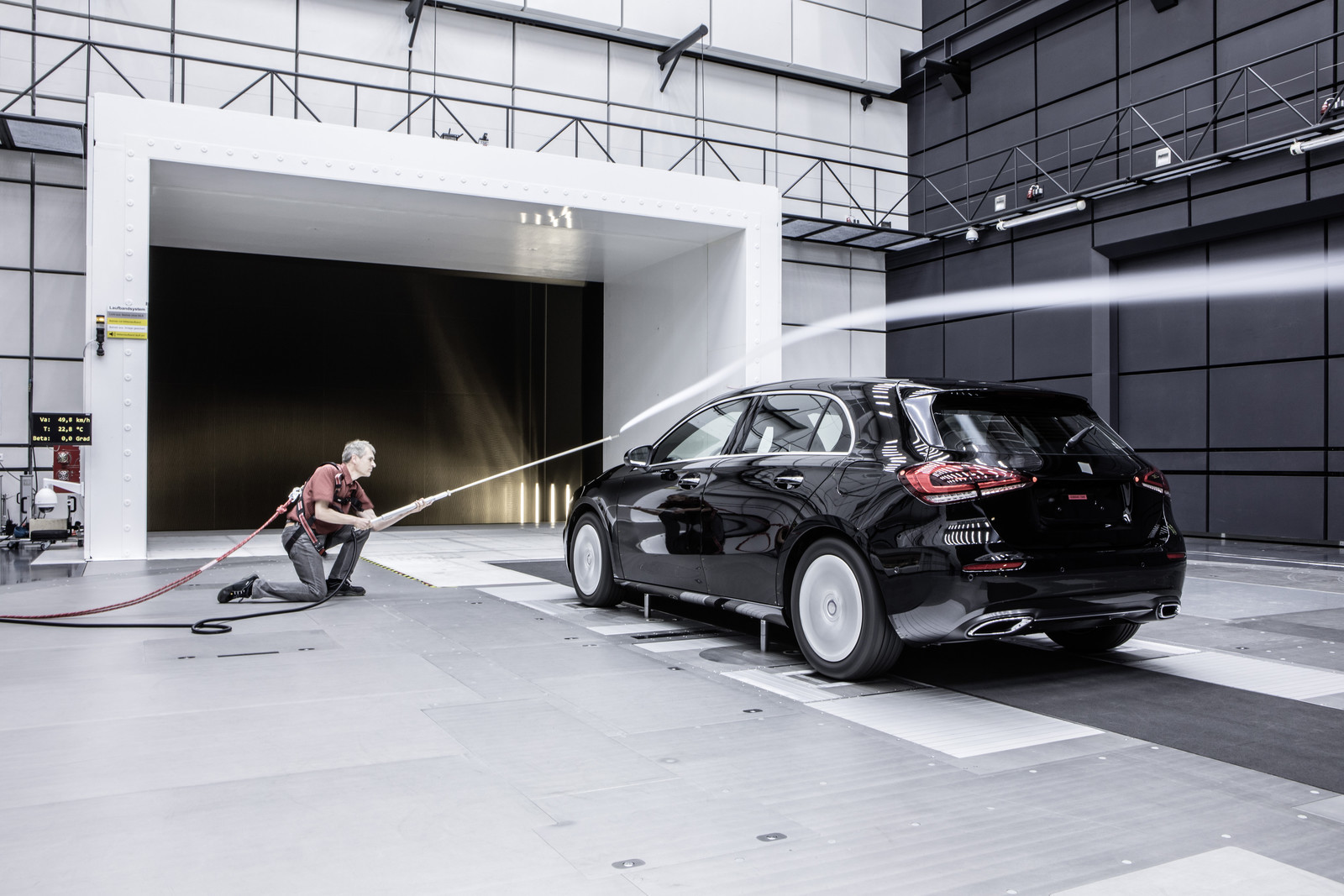 Foto de Mercedes-Benz Clase A 2018 (89/139)