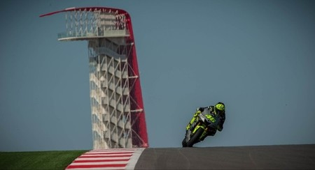 Rossi en Austin