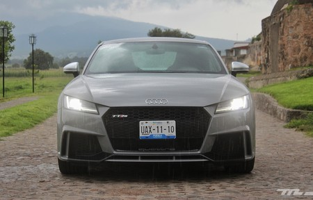 Audi Ttrs 201828