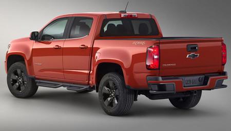 Chevrolet Colorado GearOn, al Salón de Chicago