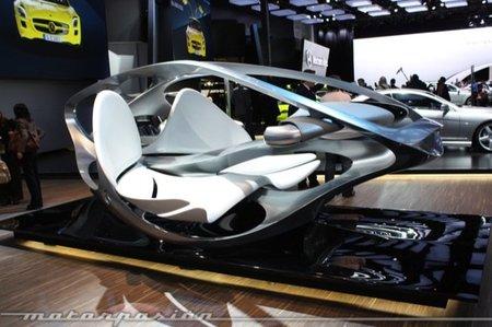 Mercedes-Benz Aesthetics No. 2  y SLS AMG E-Cell, la comunión entre hombre y máquina