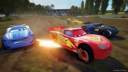 Cars 3 Hacia La Victoria Sus Diferentes Modos De Juego En Un Gameplay