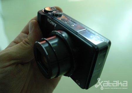 Sony Cibershot HX9V, primeras impresiones