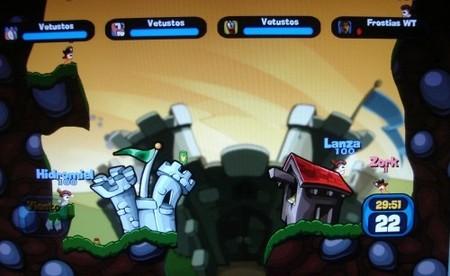 Worms 2: Armageddon - Misión 34 del desafío