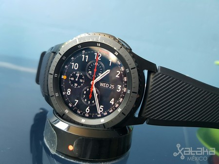 Samsung Gear S3 Frontier Analisis