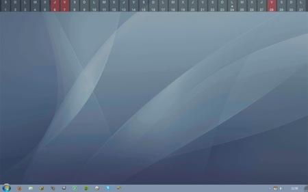 Thin Calendar, Google Calendar en tu escritorio