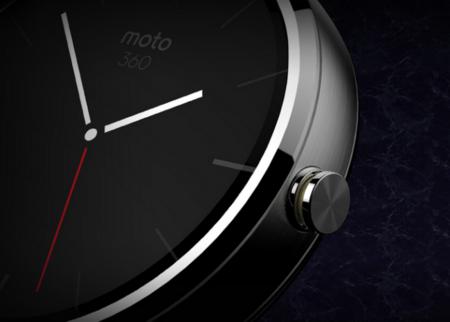 El nuevo smartwatch Moto 360 combina diseño, elegancia y funcionalidad