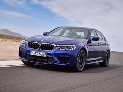 ¡Voilà! Así es el nuevo BMW M5, filtrado horas antes de su presentación oficial