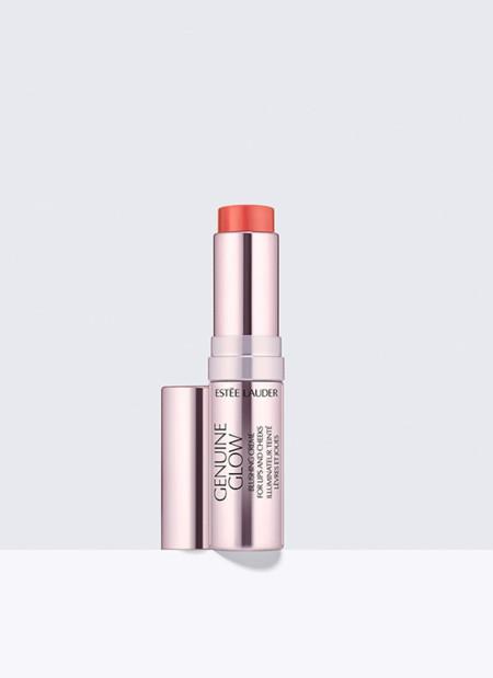 Lo nuevo de Estée Lauder es Genuine Glow, probamos su colorete