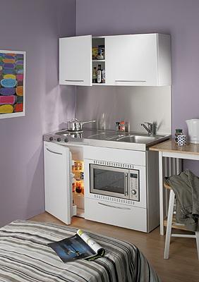 Cocinas peque as todo lo que necesitas saber - Mini cocinas compactas ...