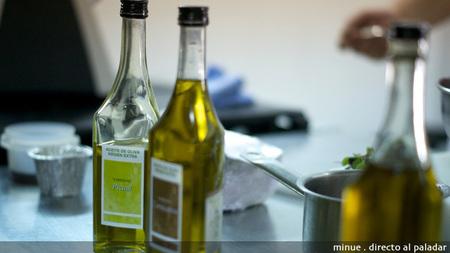Cata de aceites monovarietales - picual