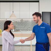 Samsung presenta un programa de reparación de electrodomésticos fuera de garantía por un precio fijo