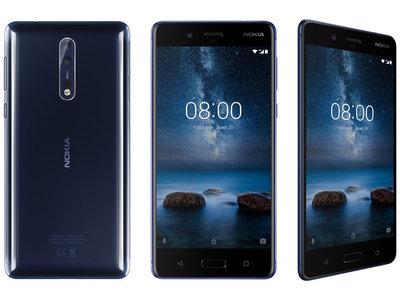 Si querías un Nokia 8 con 6GB de RAM y 128GB de memoria, tus deseos se harán realidad