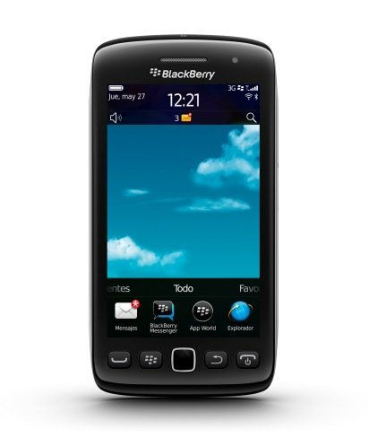 BlackBerry Torch 9860, ya en España con Movistar