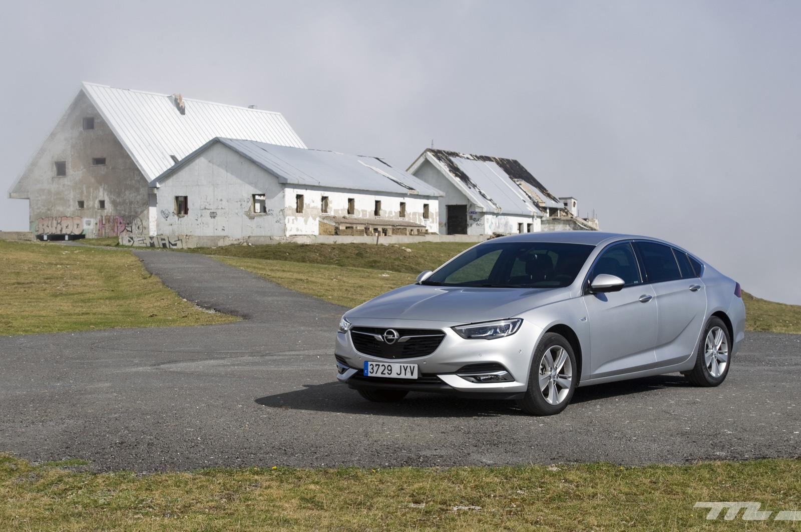 Foto de Opel Insignia Grand Sport, prueba (1/27)