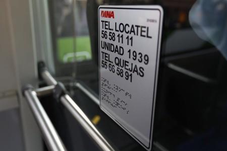 Autobuses M1 3
