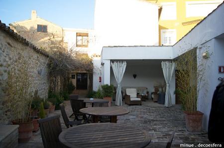 Hotel la casona del arco - terraza