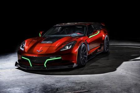Genovation llevará el GXE de 800 hp al Auto Show de Los Ángeles
