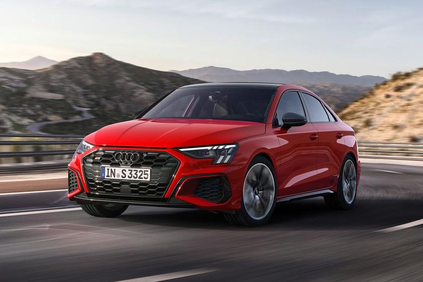 Audi S3 2021: Características, fotos e información