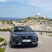 CUPRA desvela todas las motorizaciones del CUPRA Formentor: entre 150 y 310 CV y también con motor diésel