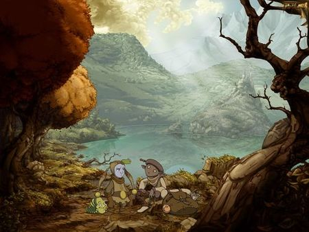 'The Whispered World', más imágenes y carátula