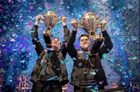 30 millones de dólares en premios y un estadio abarrotado: así están siendo las finales del Mundial de Fortnite que acaba hoy