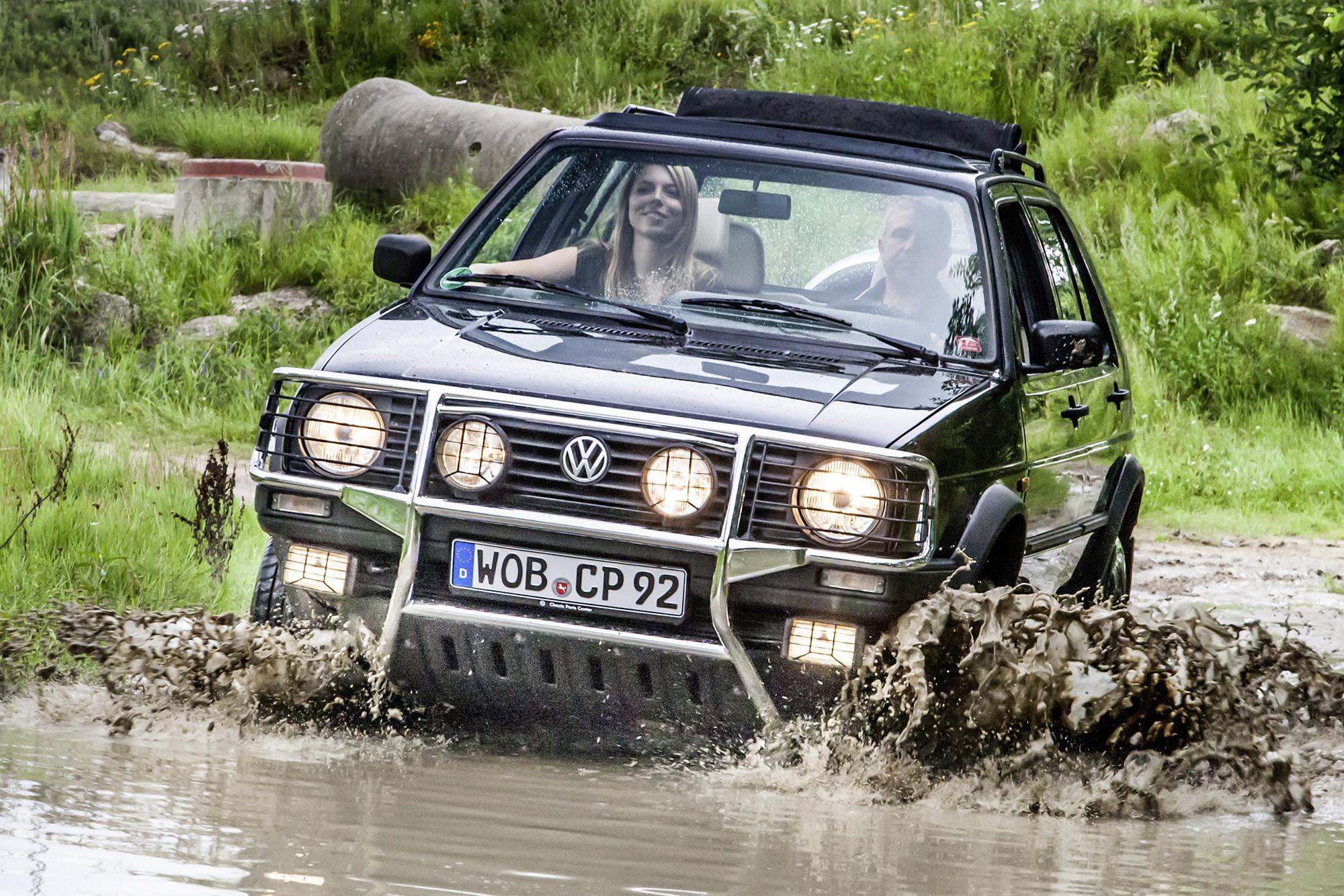 Foto de Volkswagen Golf Country (4/11)