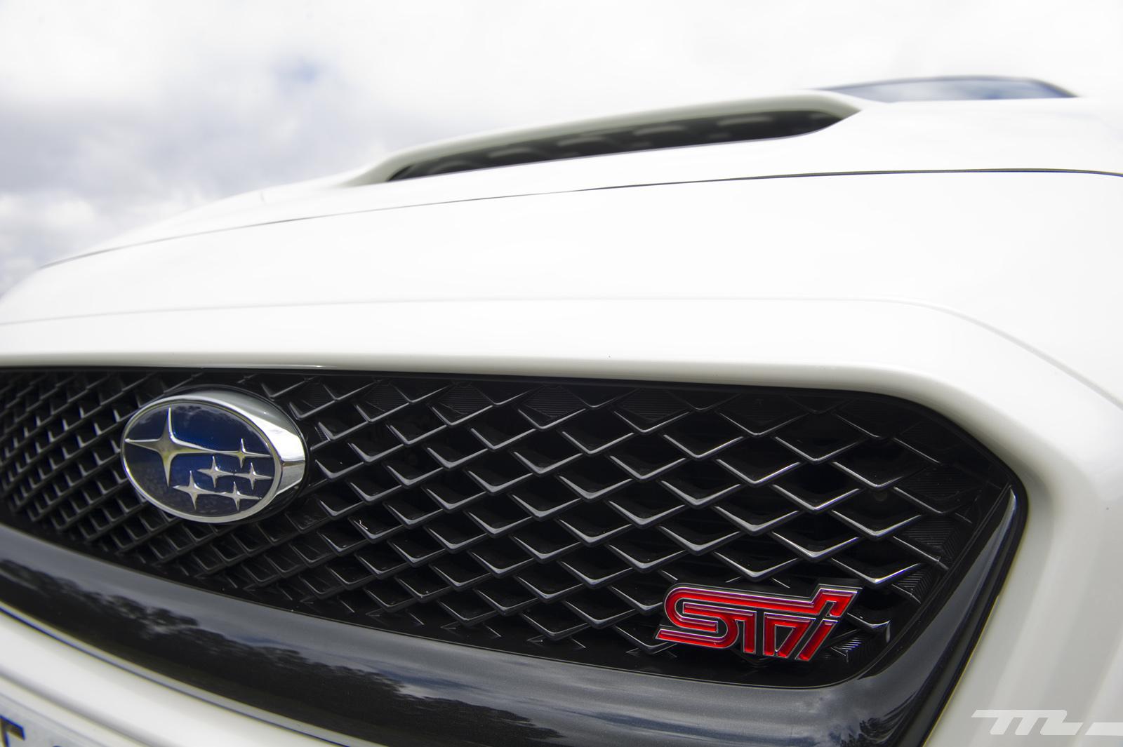 Foto de Subaru WRX STi, prueba (12/28)