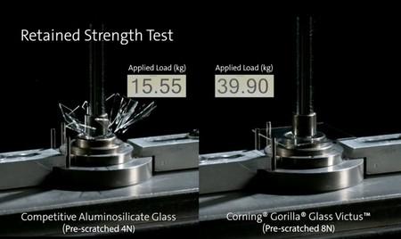 Gorilla Glass Victus 1