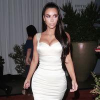 ¿Sabes cuál es la combinación perfecta para unas sombras burdeos?: Kim Kardashian tiene la respuesta
