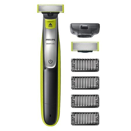 Oferta en la afeitadora y recortadora Philips OneBlade Shaver QP2530/30, rebajada a 34,99 euros en Amazon
