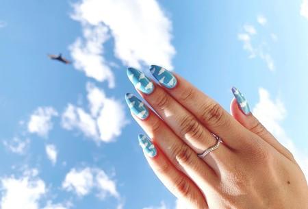 Nuestras uñas estarán por las nubes con la nueva tendencia en manicuras que triunfa en Instagram