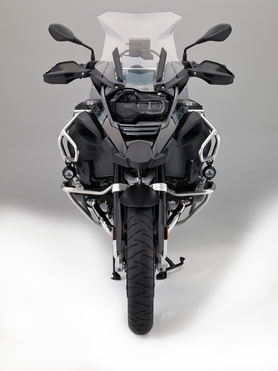 """Foto de BMW R 1200 GS Adventure """"Triple Black"""" (6/7)"""