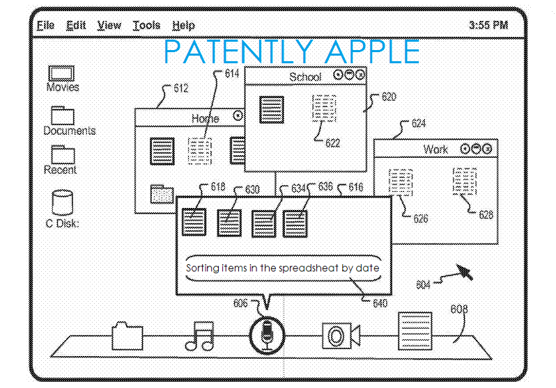 Foto de Patente de Siri para OS X (12/17)