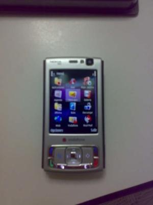 Desempaquetado del Nokia N95