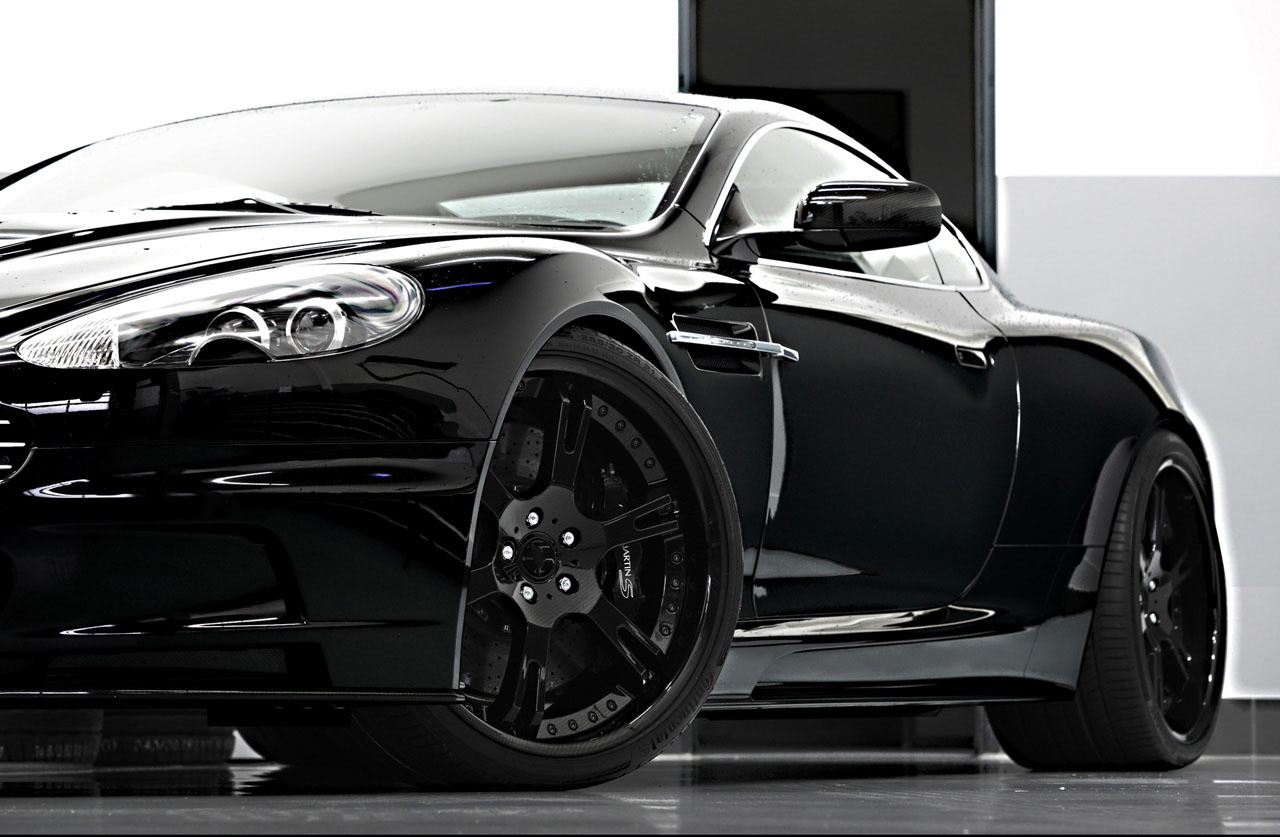 Foto de Wheelsandmore Aston Martin DBS Carbon Edition (6/14)