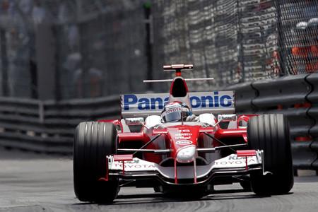 Trulli Monaco F1 2005