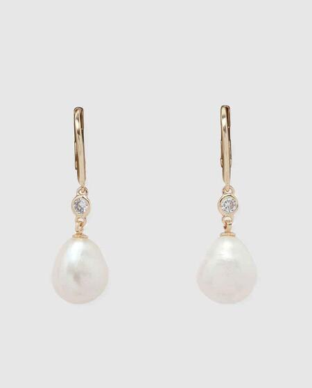 LAUREN RALPH LAUREN Pendientes Lauren Ralph Lauren Warshire con perlas