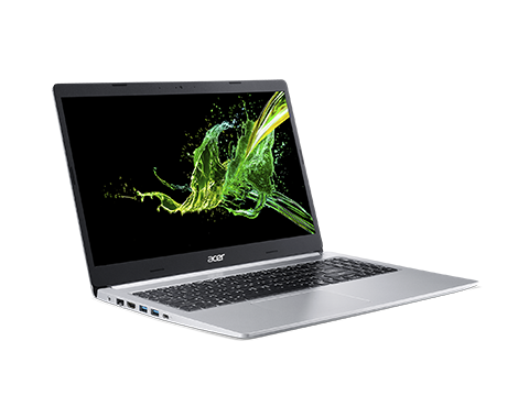 "Portátil - Acer A515-55, 15.6"", Intel® Core™ i5-1035G1, 16 GB, 256 GB , FreeDOS, Plata"