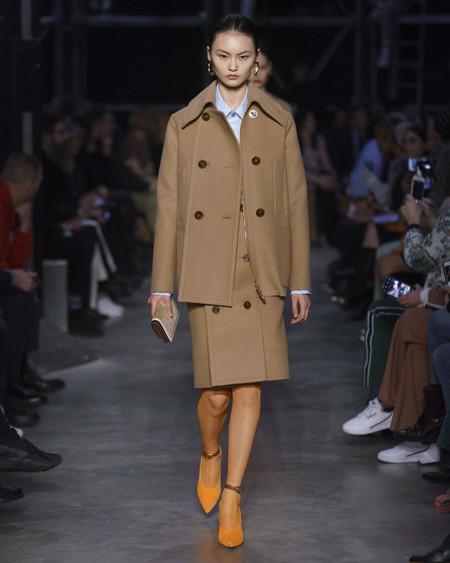 Burberry Autumn Winter 2019 Collection Look 55