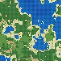 Si te gustan los mapas, te encantarán los mapas procedurales generados por ordenador