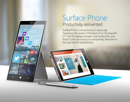 Vuelven los rumores: ¿de verdad veremos un Surface Phone algún día?